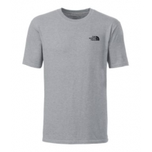 Men's S/S Wood Cut Tee by The North Face