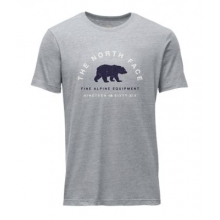 Men's Tnf Mascot Tri-Blend Tee by The North Face