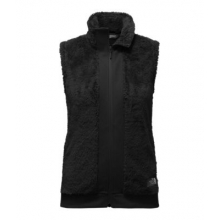 Women's Furry Fleece Vest