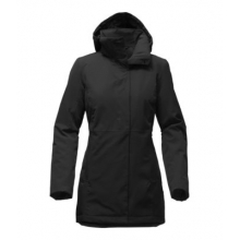 Women's Insulated Ancha Parka II by The North Face in San Carlos Ca