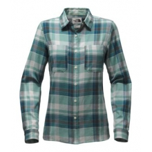 Women's L/S Castleton Shirt by The North Face in Sioux Falls SD