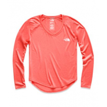 Women's L/S Reaxion Amp Tee by The North Face