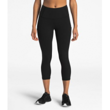 Women's Motivation High-Rise Pocket Crop by The North Face in Squamish BC