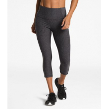 Women's Motivation High Rise Pocket Crop by The North Face in Golden CO