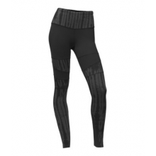 Women's Motivation High Rise Printed Tight