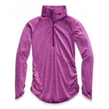 Women's Motivation Stripe 1/2 Zip by The North Face in Squamish BC