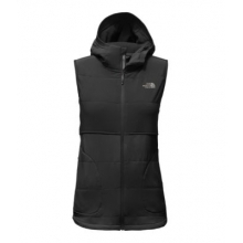 Women's Mountain Sweatshirt Hooded Vest by The North Face in Oxnard Ca