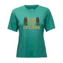 Women's S/S Bottle Source Novelty Tee by The North Face in Conway Ar