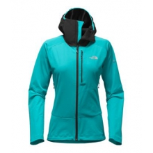 Women's Summit L4 Windstopper Softshell Hoodie by The North Face in Glenwood Springs CO