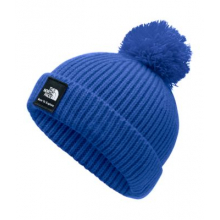 Baby Box Logo Pom Beanie by The North Face in Broomfield CO