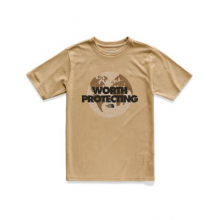 Boy's S/S Bottle Source Tee by The North Face