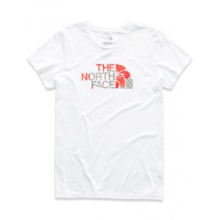 Women's S/S Half Dome Tri-Blend Crew Tee by The North Face