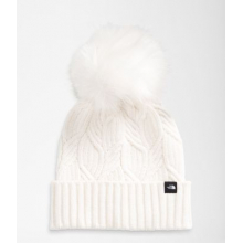 Women's Oh-Mega Fur Pom Beanie by The North Face