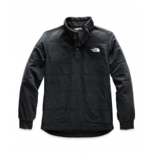 Boy's Mountain Sweatshirt 1/4 Snap Neck by The North Face in Glenwood Springs CO