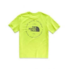 Boy's S/S Graphic Tee by The North Face