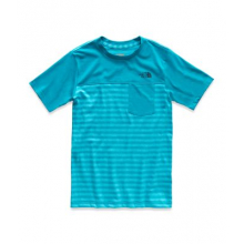 Boy's S/S Pocket Tee by The North Face