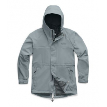 Men's City Breeze Rain Parka by The North Face in Oxford Al
