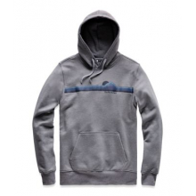 Men's Gradient Sunset Pullover Hoodie