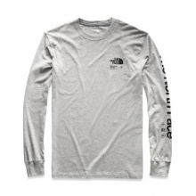 Men's L/S Half Dome Explore Tee by The North Face