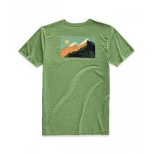 Men's S/S Gradient Desert Tri-Blend Pckt Tee by The North Face in Hoover Al