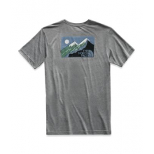 Men's S/S Gradient Desert Tri-Blend Pckt Tee by The North Face in Grand Junction Co