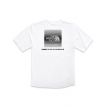 Men's S/S Lenticular Reaxion Tee by The North Face