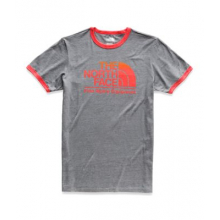 Men's S/S More Than A Ringer Tri-Blend Tee by The North Face