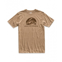 Men's S/S Pony Wheels Tri-Blend Tee by The North Face in Fort Smith Ar