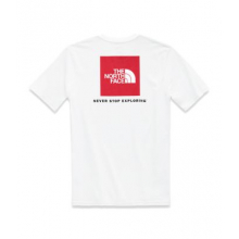 Men's S/S Red Box Heavyweight Tee by The North Face in Florence Al
