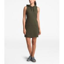 Women's Bayocean S/L Hooded Dress