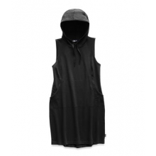 Women's Bayocean S/L Hooded Dress by The North Face in Grand Junction Co