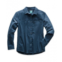 Women's Boreaz L/S Roll Up Shirt by The North Face in Chelan WA