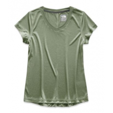 Women's HyperLayer FD S/S V-Neck by The North Face in Grand Junction Co