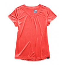 Women's HyperLayer FD S/S V-Neck by The North Face in Iowa City IA
