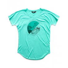 Women's S/S Good Ole Geode Tri-Blend Tee by The North Face