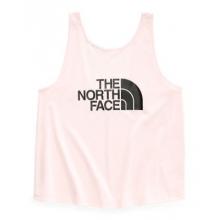 Women's Train N Logo Mesh Tank by The North Face in Santa Rosa CA