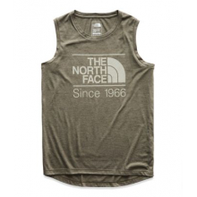 Women's Vintage Pyrenees Tri-Blend Muscle Tank by The North Face in Santa Rosa CA