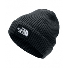 Youth TNF Logo Box Cuffed Beanie by The North Face in Sioux Falls SD