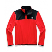 Men's Tka Glacier Snap-Neck Pullover by The North Face