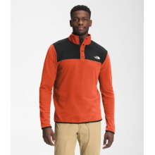Men's TKA Glacier Snap-Neck Pullover by The North Face in Lakewood CO