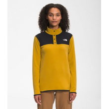 Women's TKA Glacier Snap-Neck Pullover by The North Face