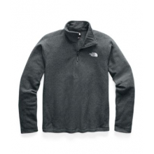 Men's Textured Cap Rock ¼ Zip by The North Face in Broomfield CO