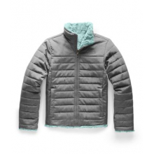 Girls' Reversible Mossbud Swirl Jacket by The North Face in Sioux Falls SD