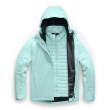 Women's ThermoBall Eco Triclimate Jacket by The North Face in Arcadia Ca
