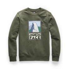 Men's Bottle Source Crew Fleece by The North Face in Chico Ca
