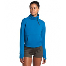 Women's Motivation Fleece Mock Neck Pullover by The North Face