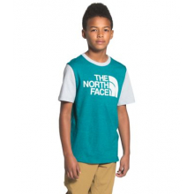 Boys' S/S Recycled Materials Tee by The North Face