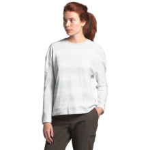 Women's L/S Stripe Knit Top by The North Face in Chelan WA