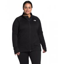 Women's Plus Canyonlands Full Zip by The North Face