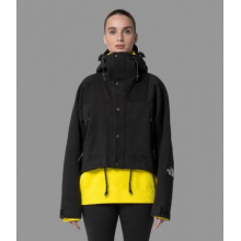 Women's Black Series Spacer Knit Mountain Light Crop Jacket by The North Face in Chico Ca